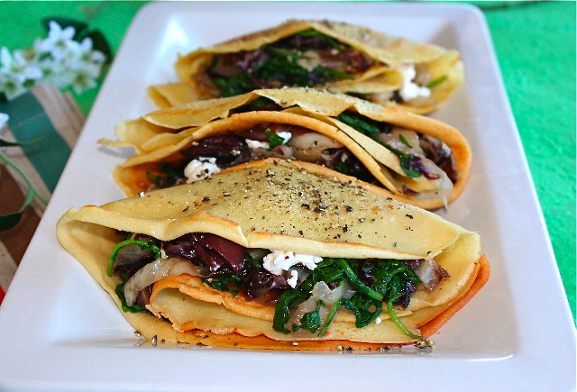 socca simple socca chickpea crepes socca socca with shallots and thyme ...