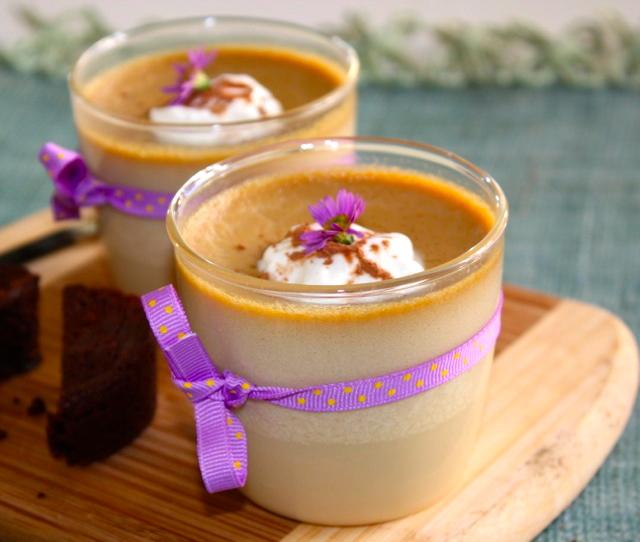 Dessert du dimanche – Pot de crème à l'expresso